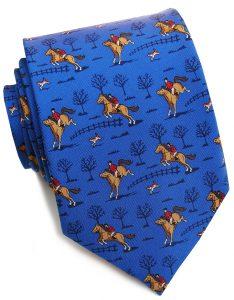 Field Hunter: Tie - Blue