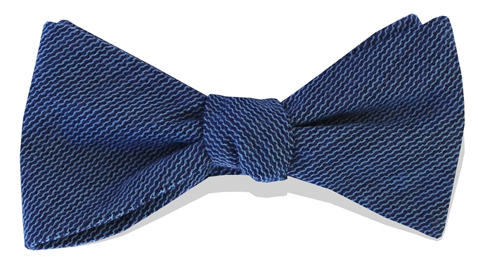 Sudbury Solid: Bow - Blue