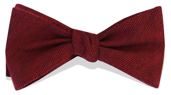 Sudbury Solid: Bow - Red