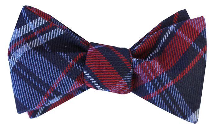 Wooly Wallace: Bow - Red