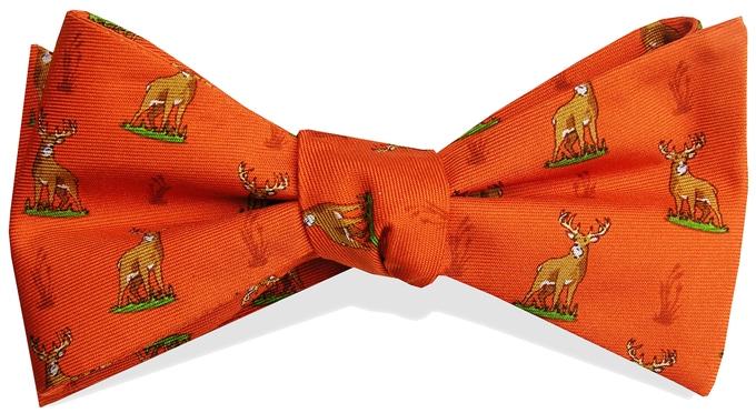 Buck Stops Here: Bow - Orange