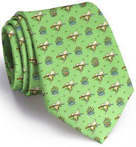 Lab Work: Tie - Lime