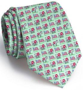 Surprise Party: Tie - Mint