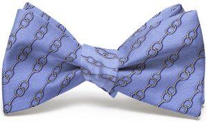 Just A Bit: Bow - Blue