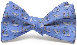 Tarpon Frenzy: Bow - Blue