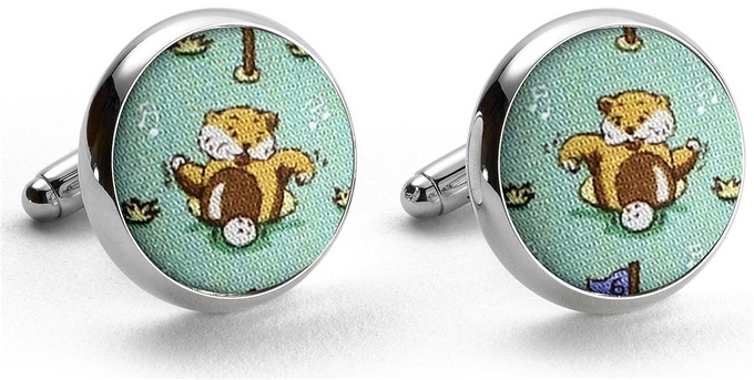 Bushwood Boogie: Cufflinks - Mint