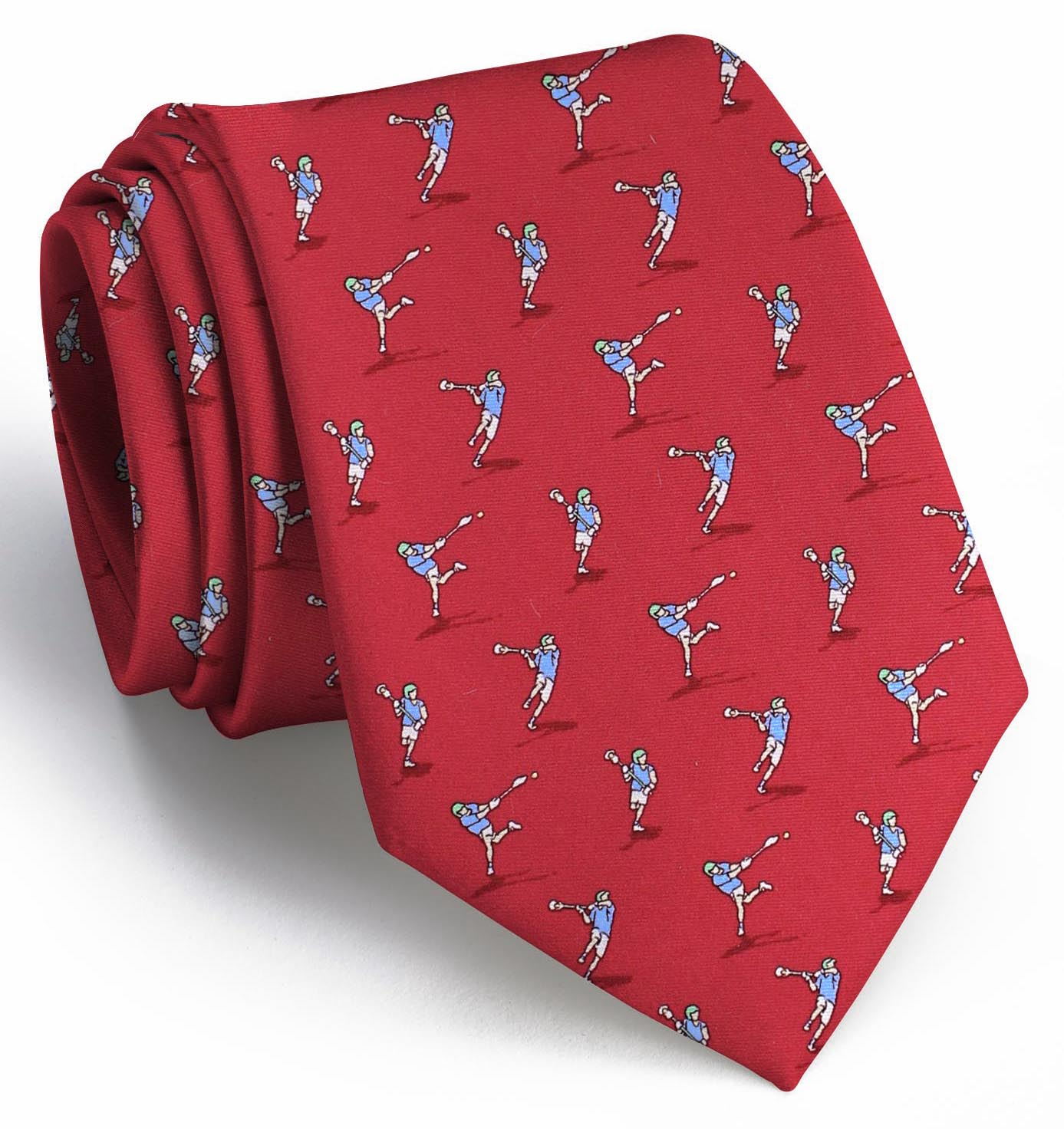 LAX Attack: Tie - Red