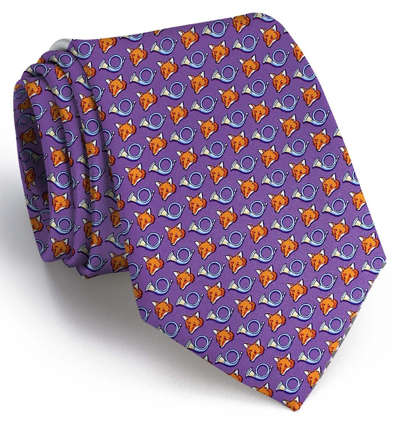 Release the Hounds: Tie - Purple