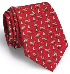 Randy Rudolph: Tie - Red