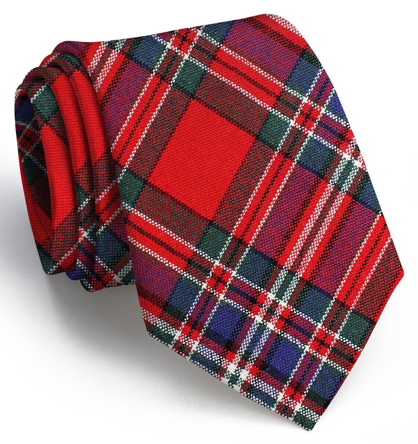MacFarlane: Tie - Red