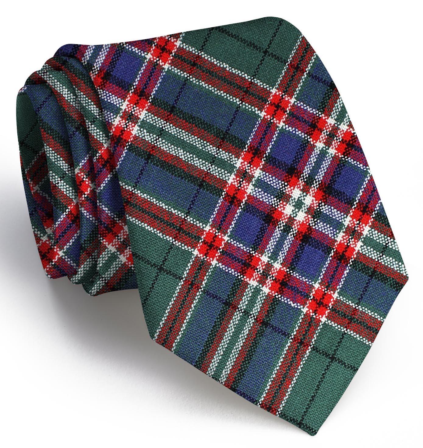 MacFarlane: Tie - Green
