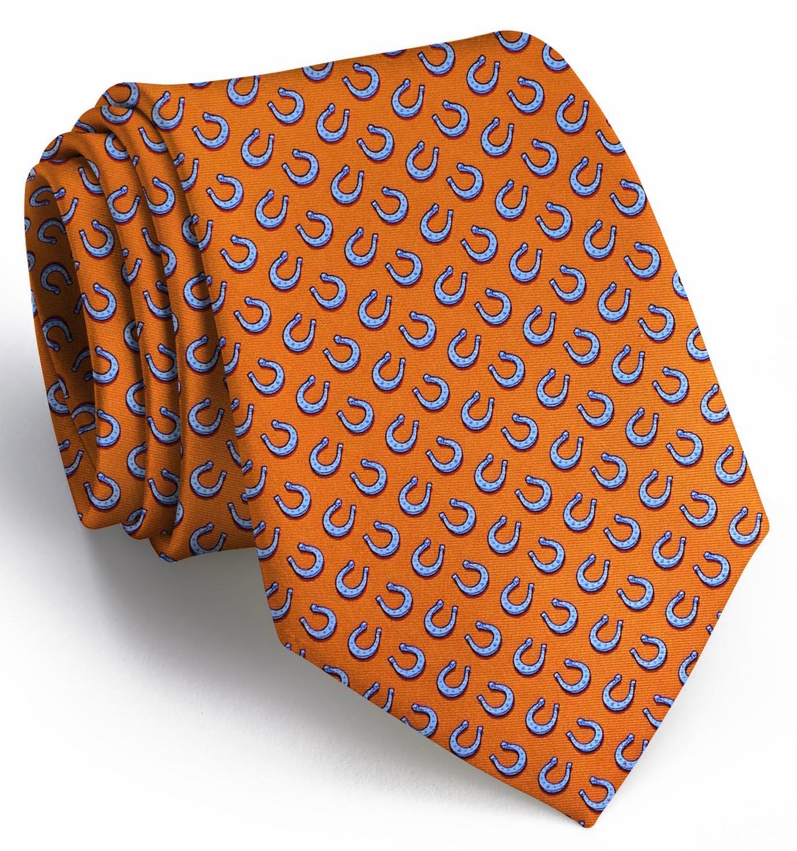 Horseshoe Heaven: Tie - Orange
