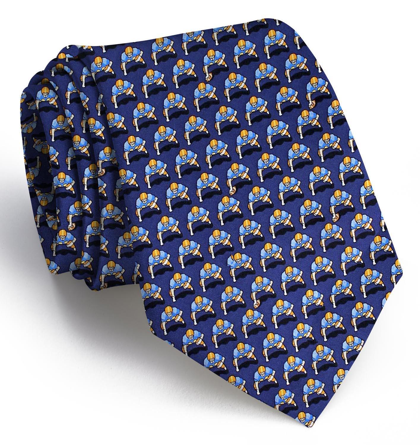 1st & Ten: Tie - Navy