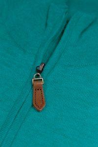 100% Merino Wool Quarter Zip Sweater – Eddy