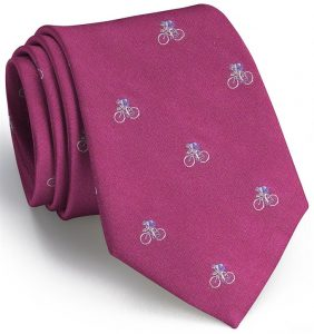 Cyclist: Boys Pedigree - Fuchsia