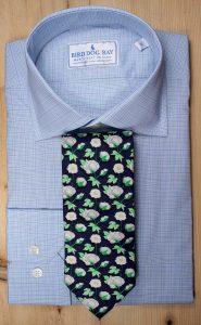 Camden & Cotton Boll Necktie