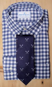 Durham & Pedigree Lacrosse Necktie