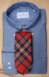 Wellington & Pedigree MacFarlane Necktie