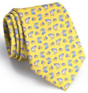 Upstream Battle: Tie - Yellow 1