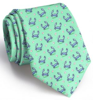 In A Pinch: Tie - Mint