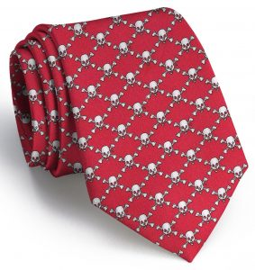 Inside Joke: Tie - Red