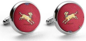 Lab Partners: Cufflinks - Red