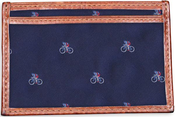 Cyclist: Card Wallet - Navy