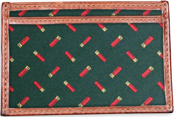 Shotgun Shell: Card Wallet - Green