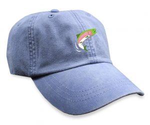 Trout Sporting Cap - Blue