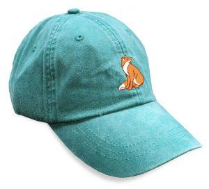 Sittin' Fox Sporting Cap - Green