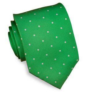 Classic Spots: Tie - Lime