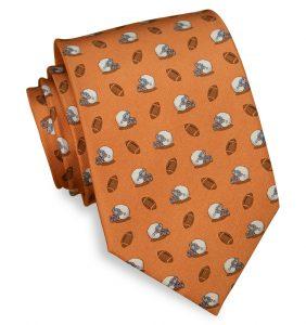 An Offensive Tie: Tie - Gold
