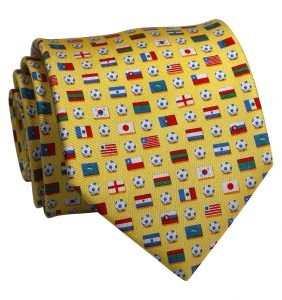 World Cup: Tie - Yellow