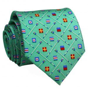 Blades of Glory: Tie - Mint