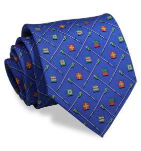 Blades of Glory: Tie - Blue