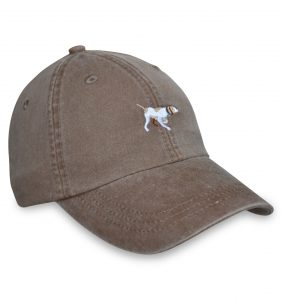 Pointer Sporting Cap - Brown