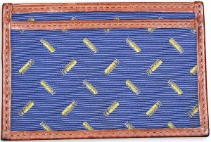 Shotgun Shell: Card Wallet - Blue