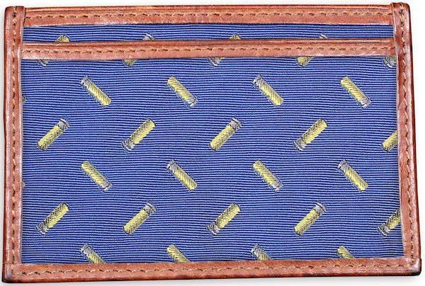 Shotgun Shell: Card Wallet - Blue