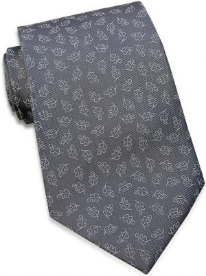 New Leaf: Tie - Gray