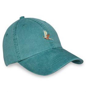 Pheasant Sporting Cap - Green