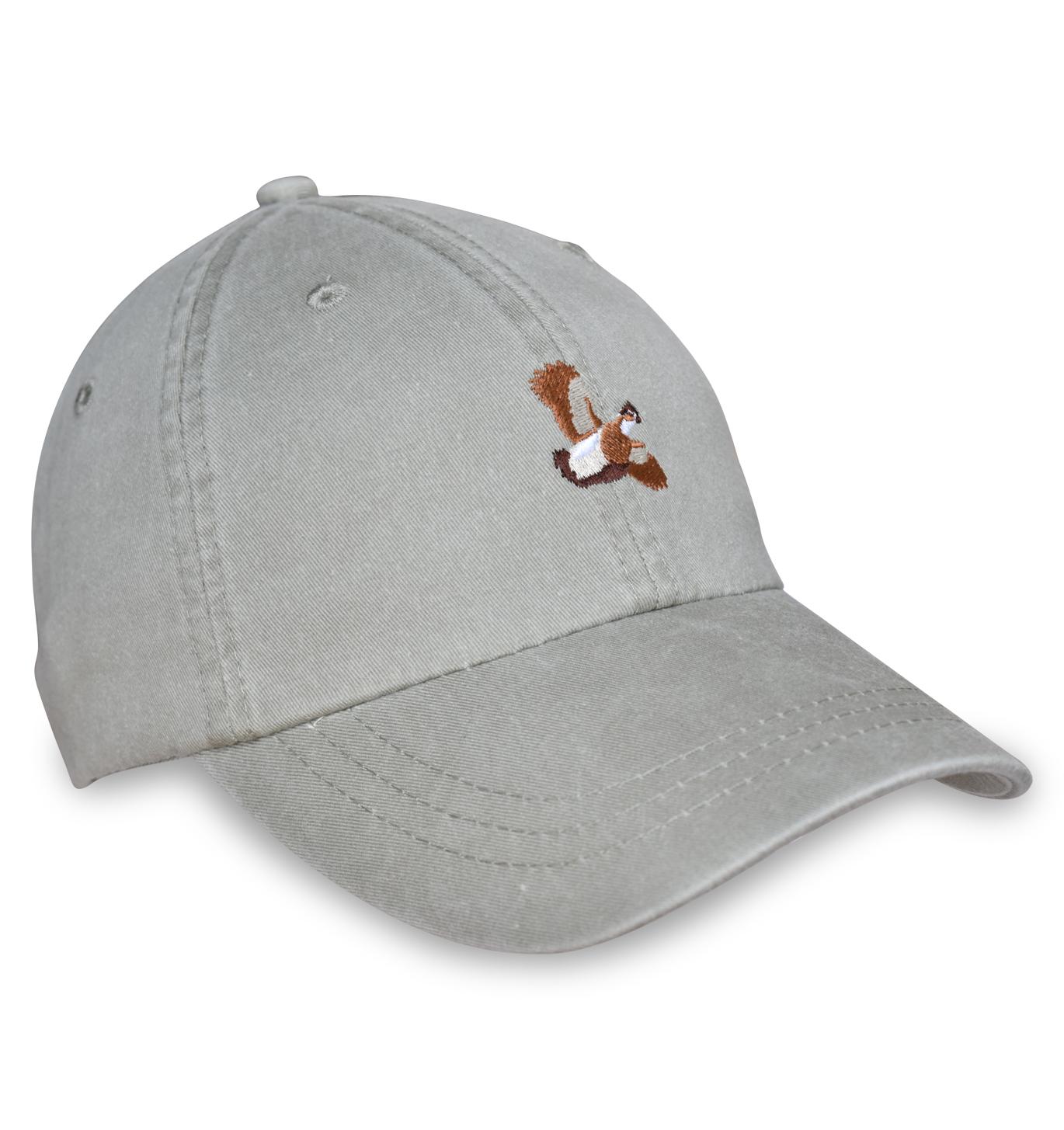 Quail Sporting Cap - Stone