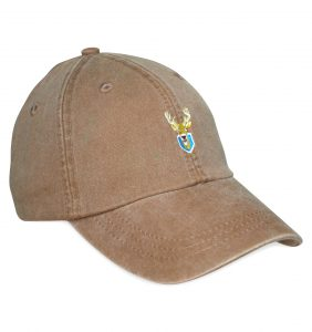 Deer Season Sporting Cap - Brown