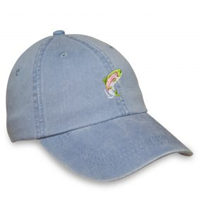 Trout Sporting Cap - Blue
