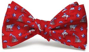 Lone Star State: Bow - Red