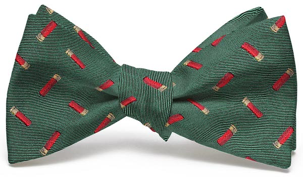 Shotgun Shells English Woven Pedigree: Bow - Green