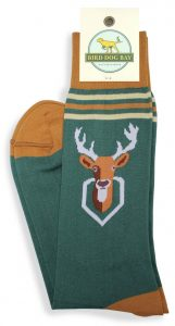 Deer Season: Socks - Green
