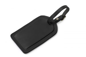 Miller: Luggage Tag - Black