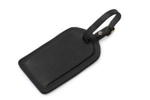 Miller: Luggage Tag - Black