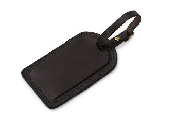 Miller: Luggage Tag - Coffee