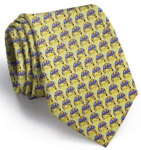 1st & Ten: Tie - Yellow